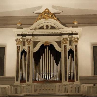 La chiesa antica